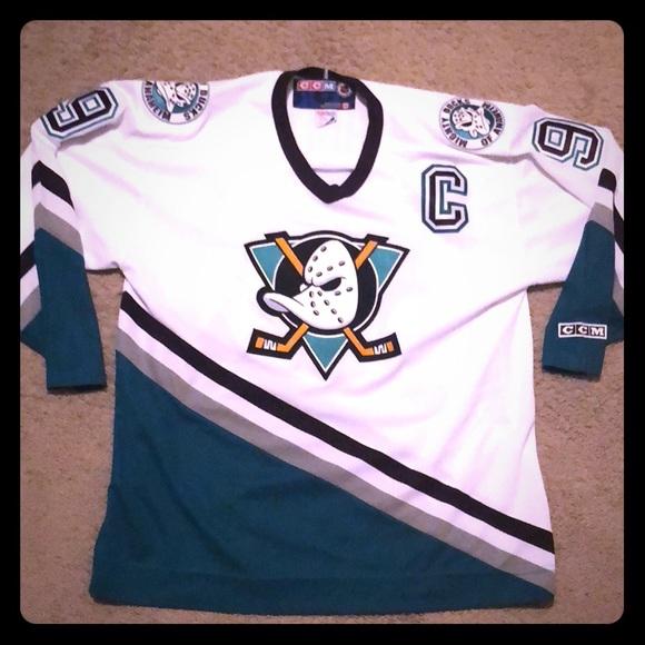 pretty nice 84422 04010 Anaheim Mighty Ducks NHL Kariya Jersey adult XL